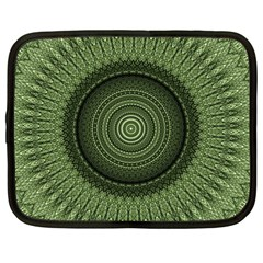 Mandala Netbook Case (Large)