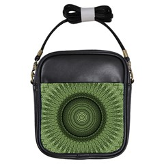 Mandala Girl s Sling Bag