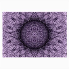 Mandala Glasses Cloth (Large, Two Sided)