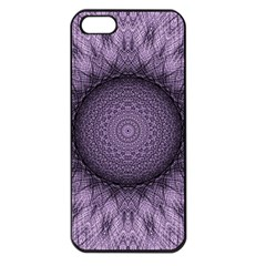 Mandala Apple iPhone 5 Seamless Case (Black)
