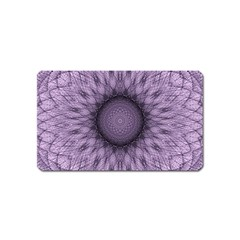 Mandala Magnet (Name Card)