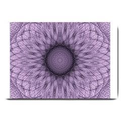 Mandala Large Door Mat