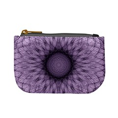 Mandala Coin Change Purse