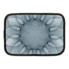 Mandala Netbook Case (Medium)