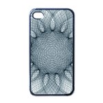 Mandala Apple iPhone 4 Case (Black) Front
