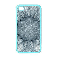 Mandala Apple iPhone 4 Case (Color)