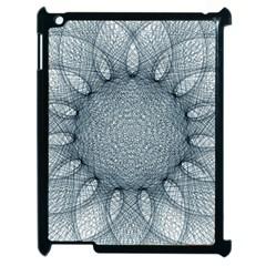 Mandala Apple iPad 2 Case (Black)
