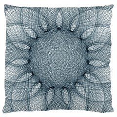 Mandala Large Cushion Case (two Sided)