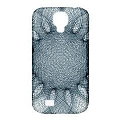 Mandala Samsung Galaxy S4 Classic Hardshell Case (PC+Silicone)