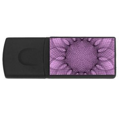 Mandala 2GB USB Flash Drive (Rectangle)