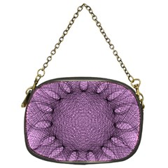 Mandala Chain Purse (one Side)