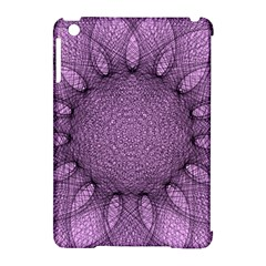 Mandala Apple iPad Mini Hardshell Case (Compatible with Smart Cover)