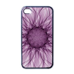 Mandala Apple iPhone 4 Case (Black)