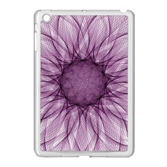Mandala Apple iPad Mini Case (White)