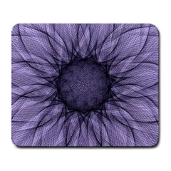 Mandala Large Mouse Pad (Rectangle)