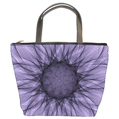 Mandala Bucket Bag