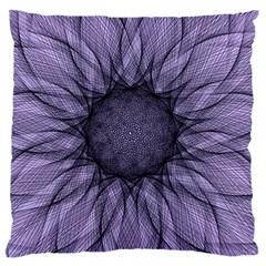Mandala Large Cushion Case (Two Sided)