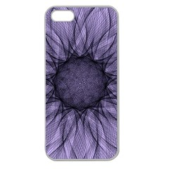 Mandala Apple Seamless Iphone 5 Case (clear)