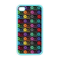 Music Case Apple Iphone 4 Case (color)