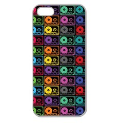 Music case Apple Seamless iPhone 5 Case (Clear)