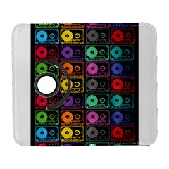 Music case Samsung Galaxy S  III Flip 360 Case