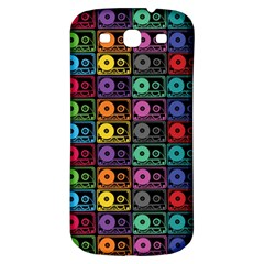 Music Case Samsung Galaxy S3 S Iii Classic Hardshell Back Case