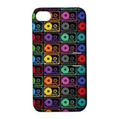 Music case Apple iPhone 4/4S Hardshell Case with Stand