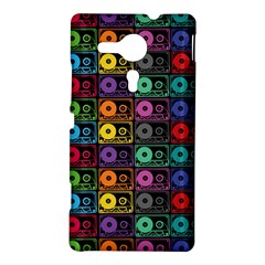 Music case Sony Xperia Sp M35H Hardshell Case