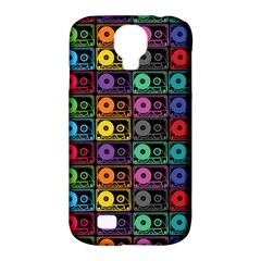 Music case Samsung Galaxy S4 Classic Hardshell Case (PC+Silicone)