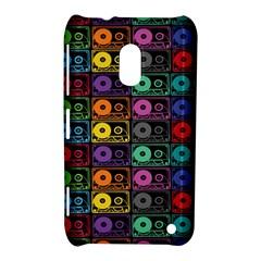 Music case Nokia Lumia 620 Hardshell Case
