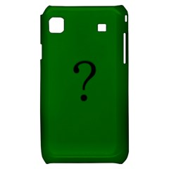 The Riddler Samsung Galaxy S i9000 Hardshell Case