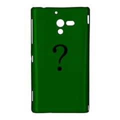 The Riddler Sony Xperia ZL L35H Hardshell Case