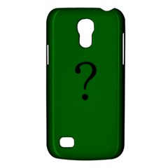 The Riddler Samsung Galaxy S4 Mini Hardshell Case