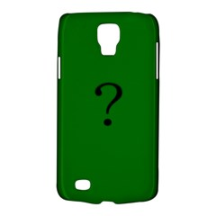 The Riddler Samsung Galaxy S4 Active (i9295) Hardshell Case