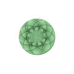 Spirograph Golf Ball Marker