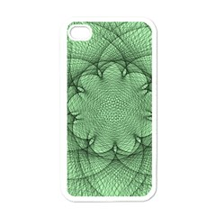 Spirograph Apple iPhone 4 Case (White)