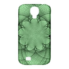 Spirograph Samsung Galaxy S4 Classic Hardshell Case (PC+Silicone)