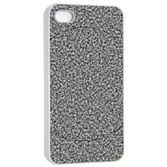 Stone Phone Apple iPhone 4/4s Seamless Case (White)