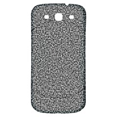 Stone Phone Samsung Galaxy S3 S III Classic Hardshell Back Case