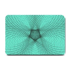 Spirograph Small Door Mat