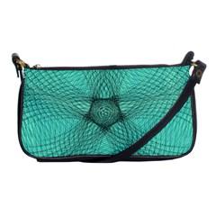 Spirograph Evening Bag