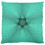 Spirograph Large Cushion Case (Single Sided)  Front