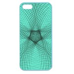 Spirograph Apple Seamless iPhone 5 Case (Color) Front