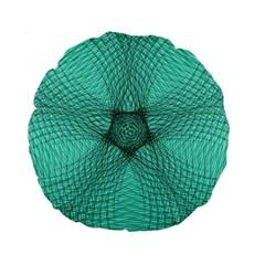 Spirograph 15  Premium Round Cushion