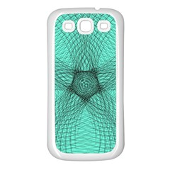 Spirograph Samsung Galaxy S3 Back Case (white)