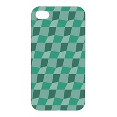 Aqua Apple iPhone 4/4S Hardshell Case