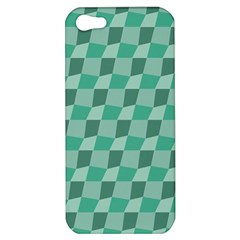 Aqua Apple Iphone 5 Hardshell Case