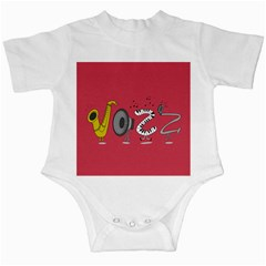 Jazz Infant Bodysuit