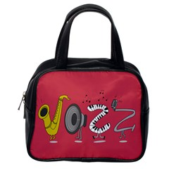 Jazz Classic Handbag (One Side)
