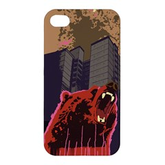 Urban Bear Apple Iphone 4/4s Hardshell Case
